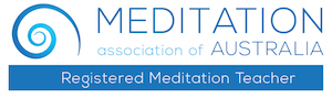 Meditation Association of Australia - Registered Meditation Teacher